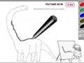 Gioco disegna un dinosauro gioca online gratuitamente for Disegna i progetti online gratuitamente